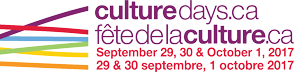 Culture Days Manitoba Logo