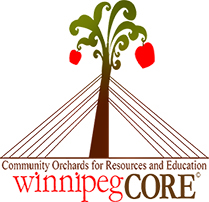 Winnipeg Community Orchards For Resources And Education Logo